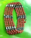 Shop magnetic healing hematite jewelry wholesale - hematite wrap in Bali beads design